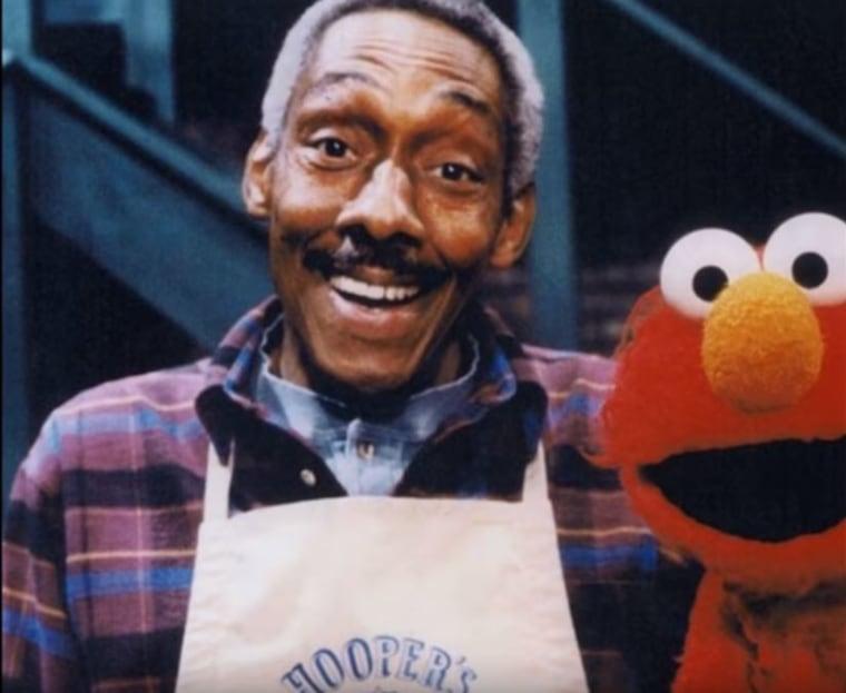 "David Smryl as Mr. Handford on ""Sesame Street."""