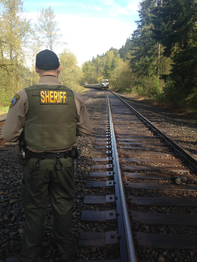 Two Killed by Amtrak Train in Oregon