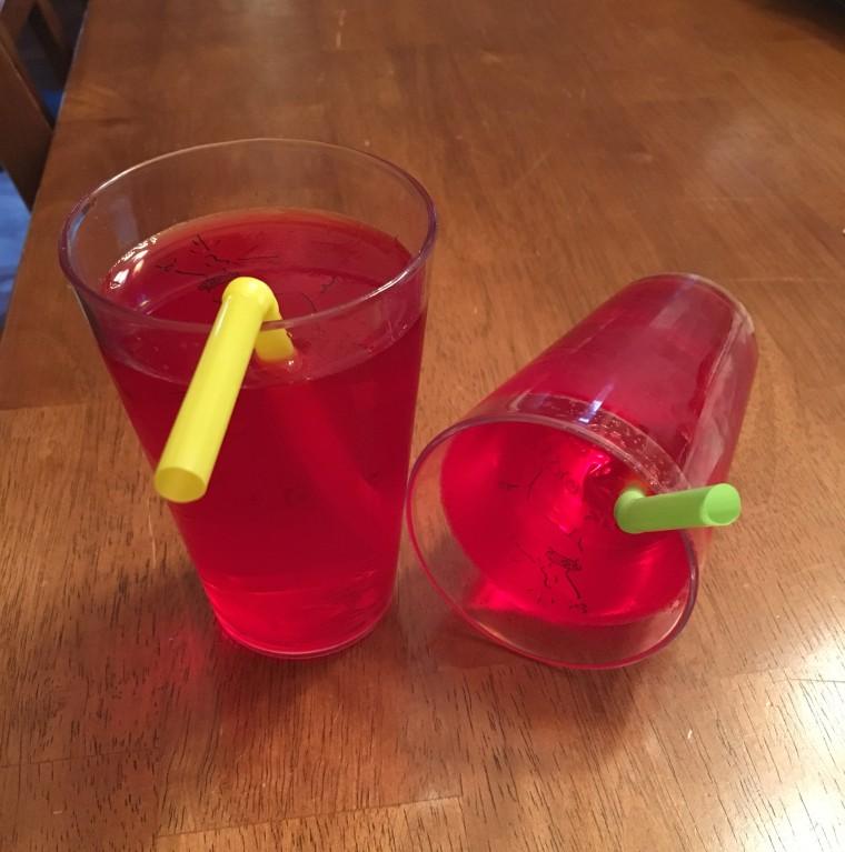 Jello juice
