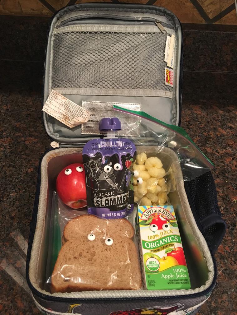 Lunchbox prank