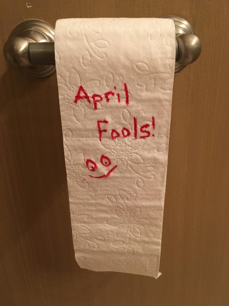 Harmless April Fools Day Pranks For Kids