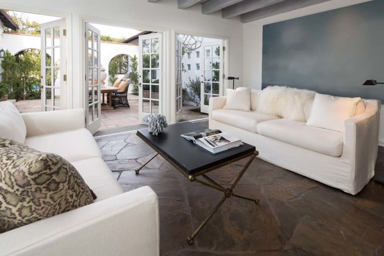 Spanish revival home in Los Angeles