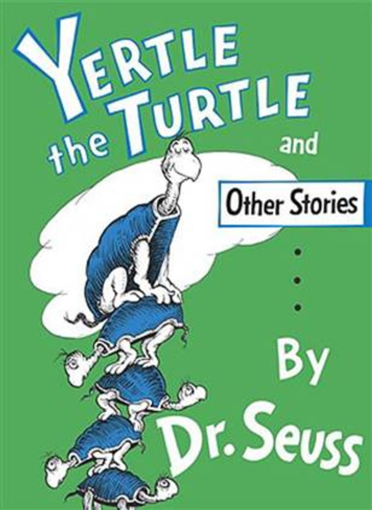 IMAGE: Yertle the Turtle