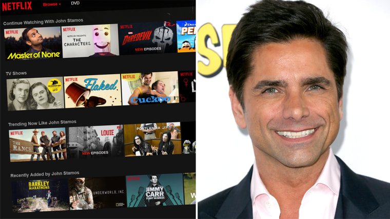 Netflix turns into ultimate John Stamos fan site for April Fools' Day prank