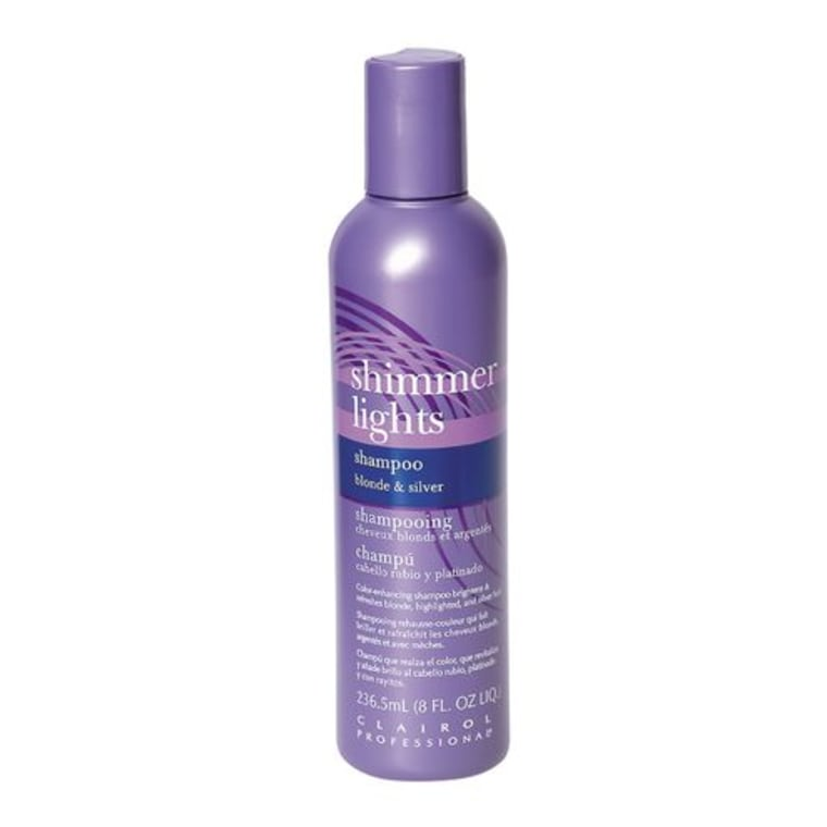 Clairol Shimmer Lights Purple Shampoo