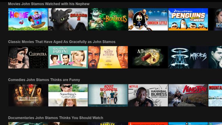 Netflix April Fools' Day