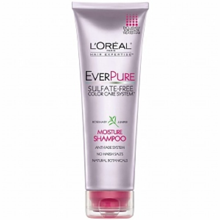 L'Oreal Paris Ever Pure Sulfate-Free Shampoo and Conditioner