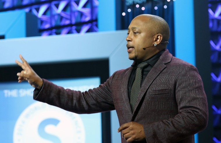 Celebrities Attend Market America Conference 2016