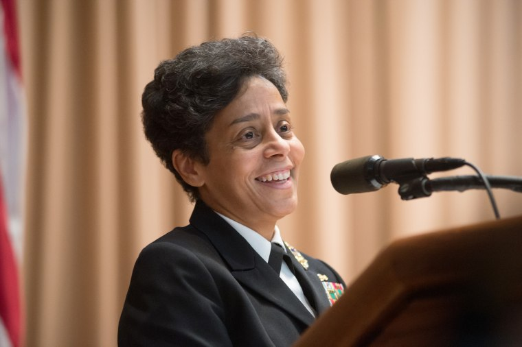 Image: Admiral Michelle Howard
