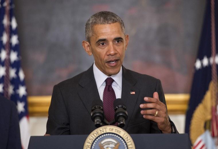 Image: President Obama host the Easter Prayer Breakfast at the White House