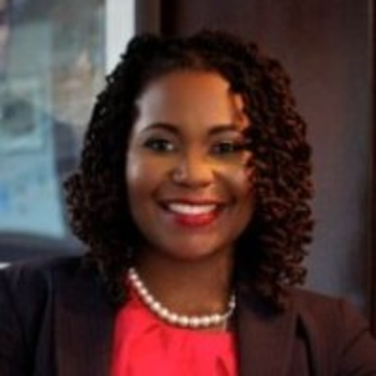 Republican National Committee's Director of African American outreach, Kristal Quarker-Hartsfield is the highest ranking African American at the Republican National Committee and is responsible for strategy around the African American vote.