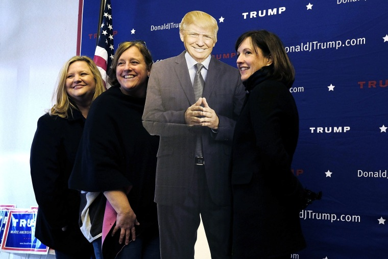 Image: Republican Presidential Candidates Debate In Greenville, South Carolina