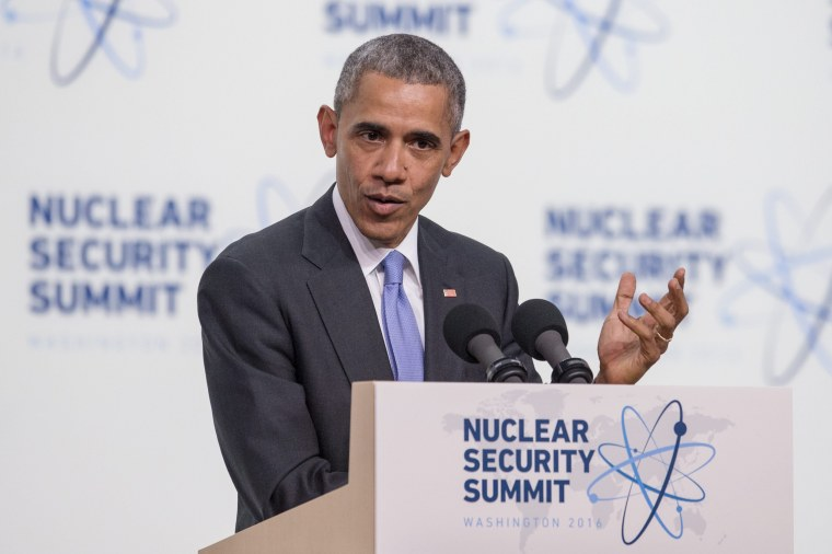 Image: 2016 Nuclear Security Summit