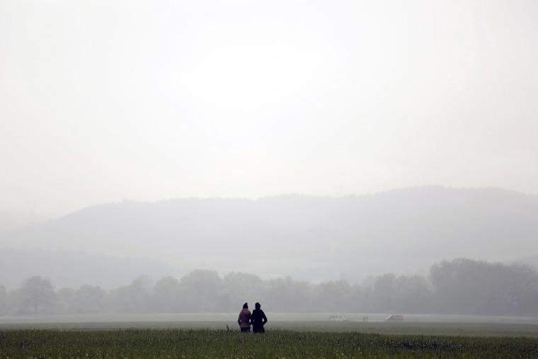 Image: Refugees crisis in Idomeni