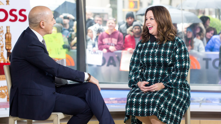 "Melissa McCarthy stops by Studio 1A to discuss her hilarious new movie ""The Boss"""