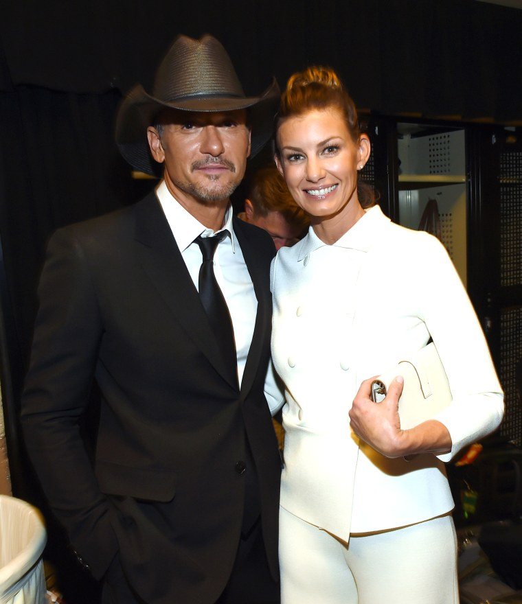 51st Academy Of Country Music Awards - Backstage And Audience