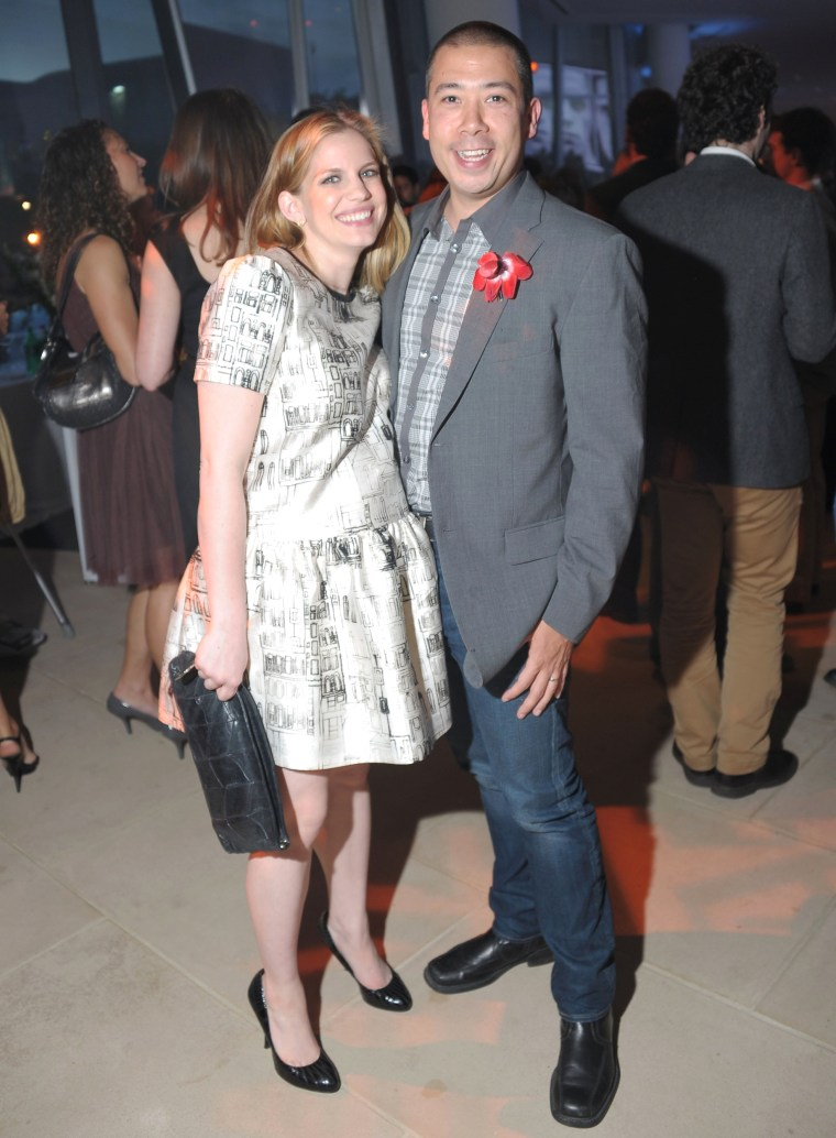 Anna Chlumsky is pregnant! 'Veep' actress expecting 2nd child with