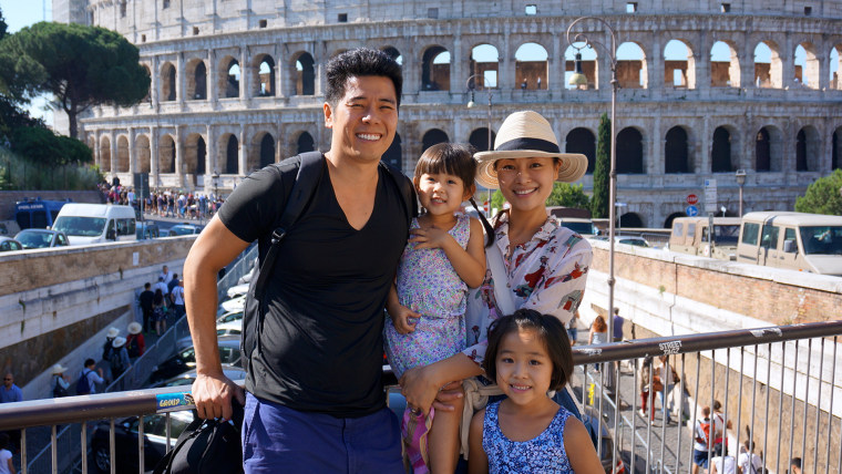 Man traveled around Europe with family for cheap