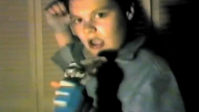Ryan Seacrest as a child