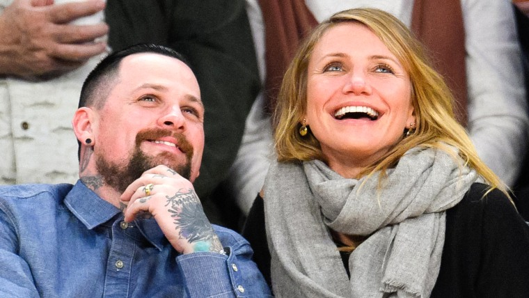 Cameron Diaz says 'nothing matters' now that she has ...Cameron Diaz Husband