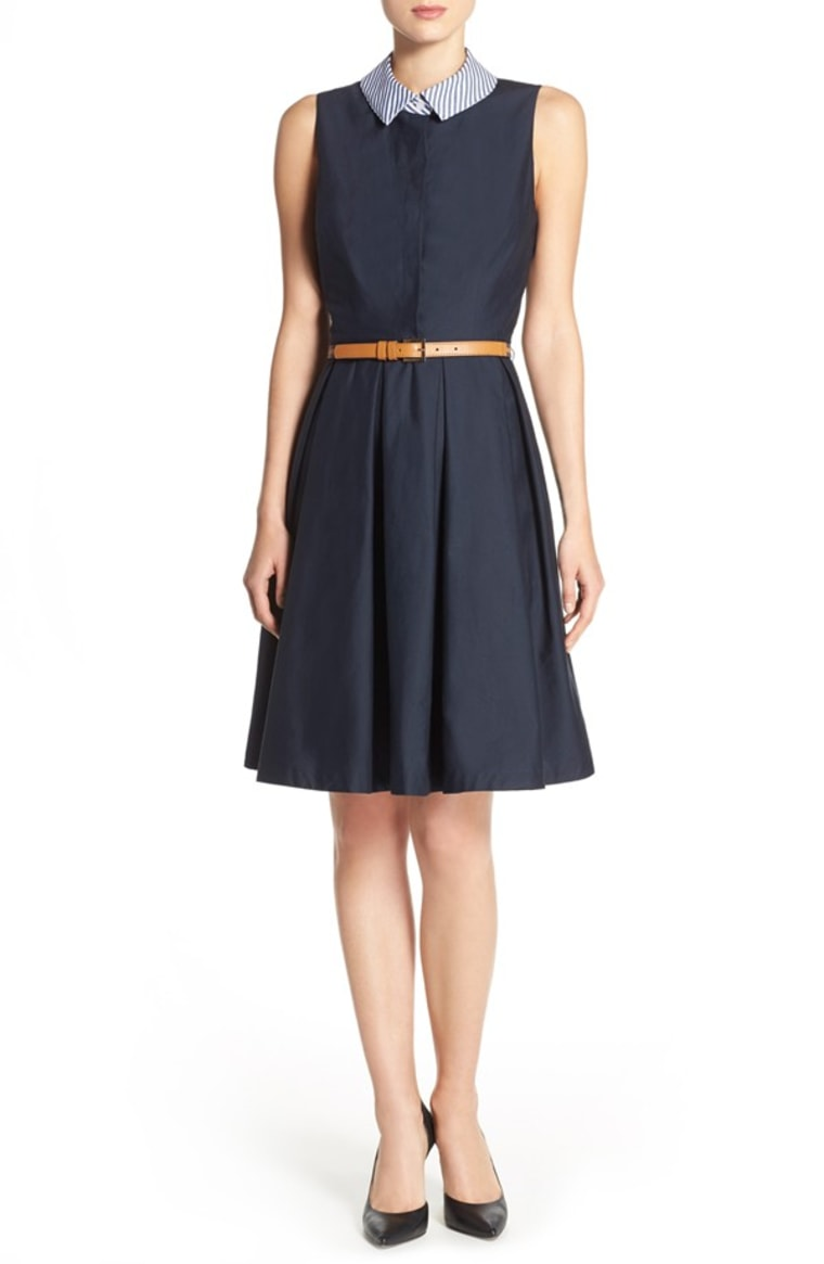 Nordstrom collar dress
