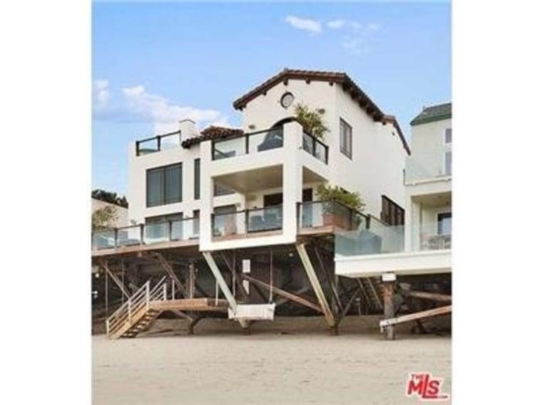 John Cusack's beach house