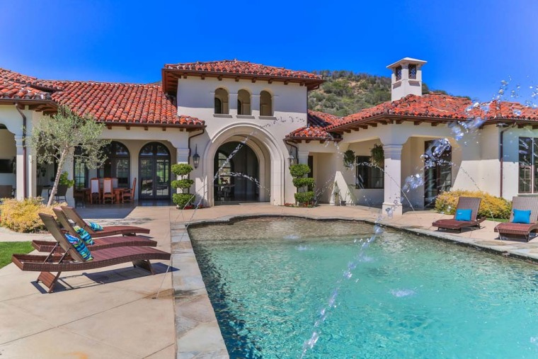 Britney Spears' home