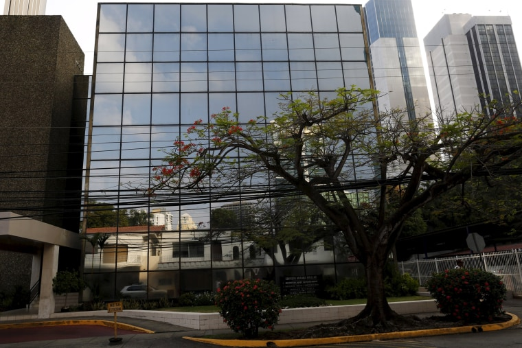 Image: The building where Mossack Fonseca is based in Panama City