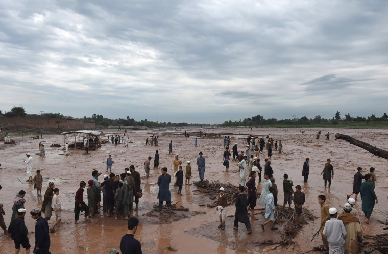 Image: PAKISTAN-WEATHER-FLOOD