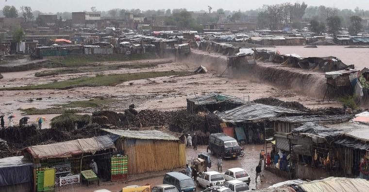 Image: PAKISTAN-WEATHER-FLOOD
