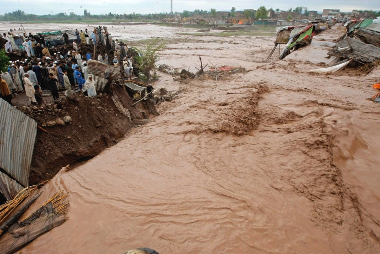 Image: Pakistan Floodwaters