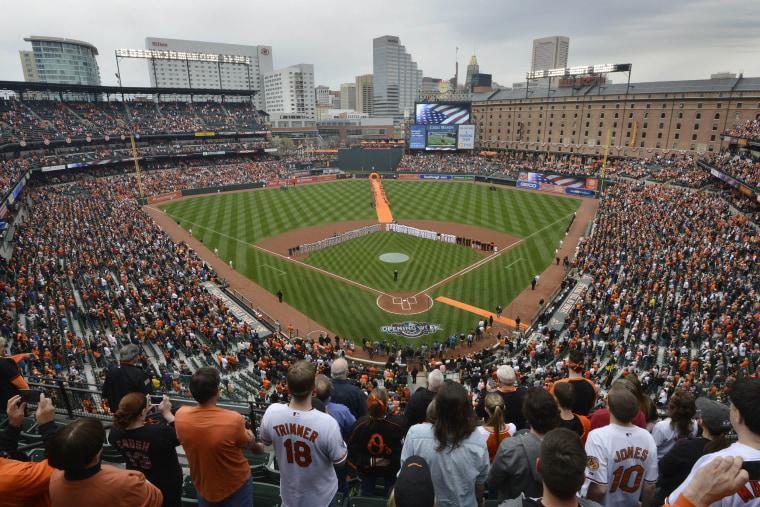 Image: MLB: Minnesota Twins at Baltimore Orioles