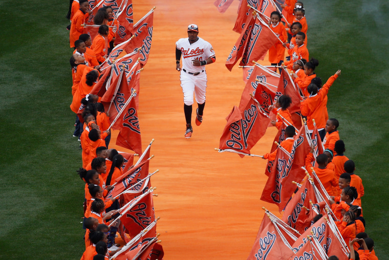 Image: Minnesota Twins v Baltimore Orioles