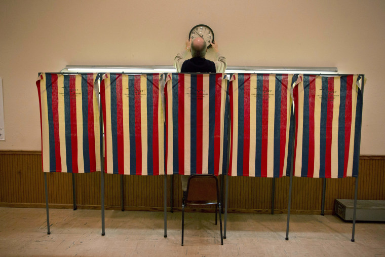 Image: Republican primary in Wisconsin
