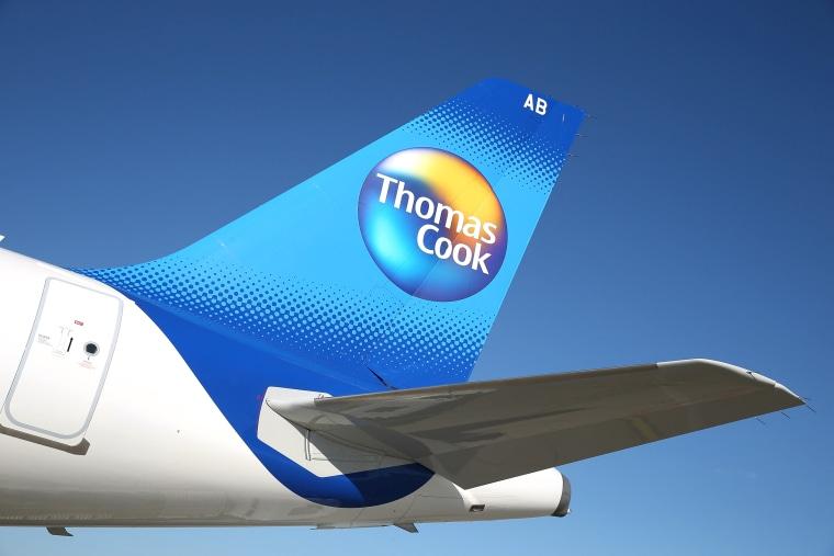 Image: Thomas Cook jet