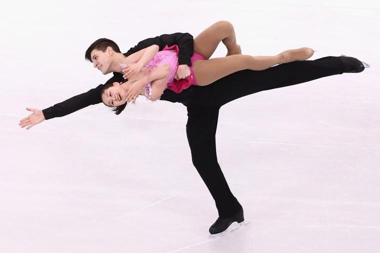 Image: ***BESTPIX*** ISU World Figure Skating Championships 2016 - Day 5