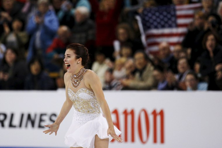 Image: Figure Skating - ISU World Figure Skating Championships - Ladies Free Skate program - Boston, Massachusetts, United States