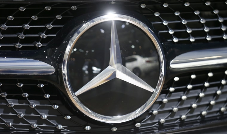 Image: Mercedes-Benz logo