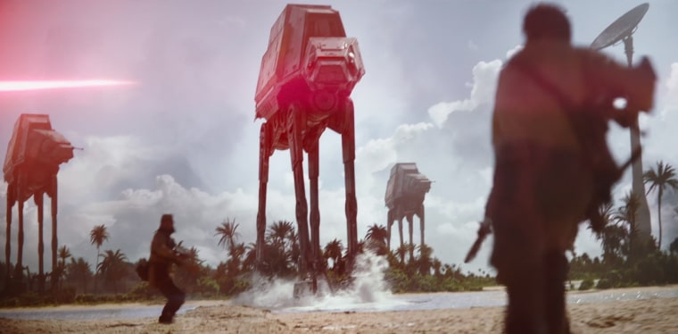 Image: Star Wars Rogue One trailer