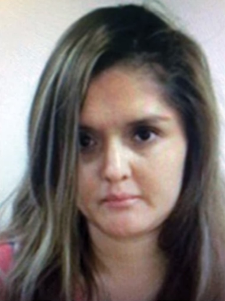 """Brenda Delgado, wanted for allegedly orchestrating a murder-for-hire plot, was on the FBI's """"Ten Most Wanted Fugitives"""" list."""