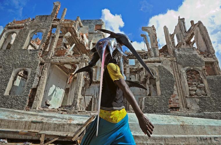 Image: TOPSHOT-SOMALIA-DAILY-LIFE