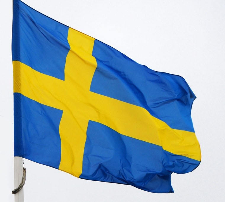 Image: Swedish flag