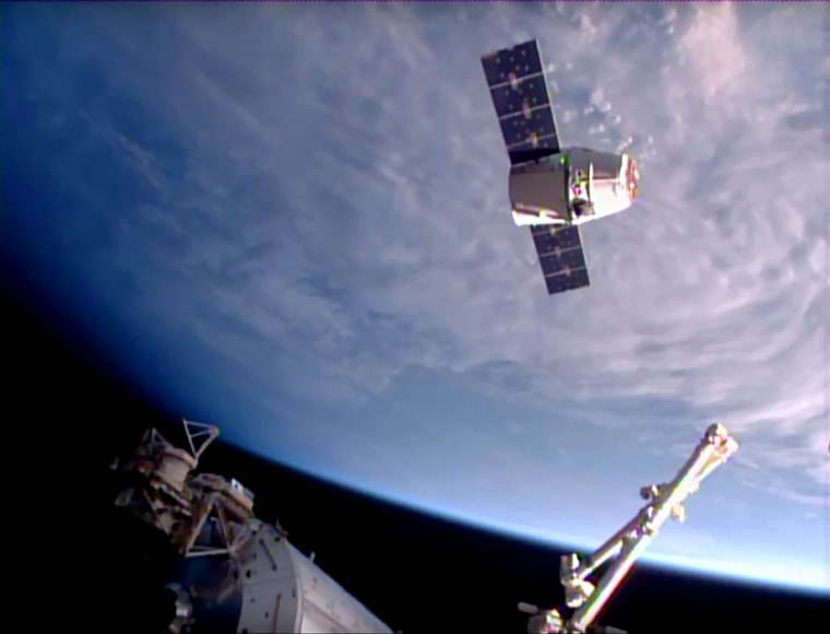 Image: US-SPACE-SPACEX-AEROSPACE-RESEARCH