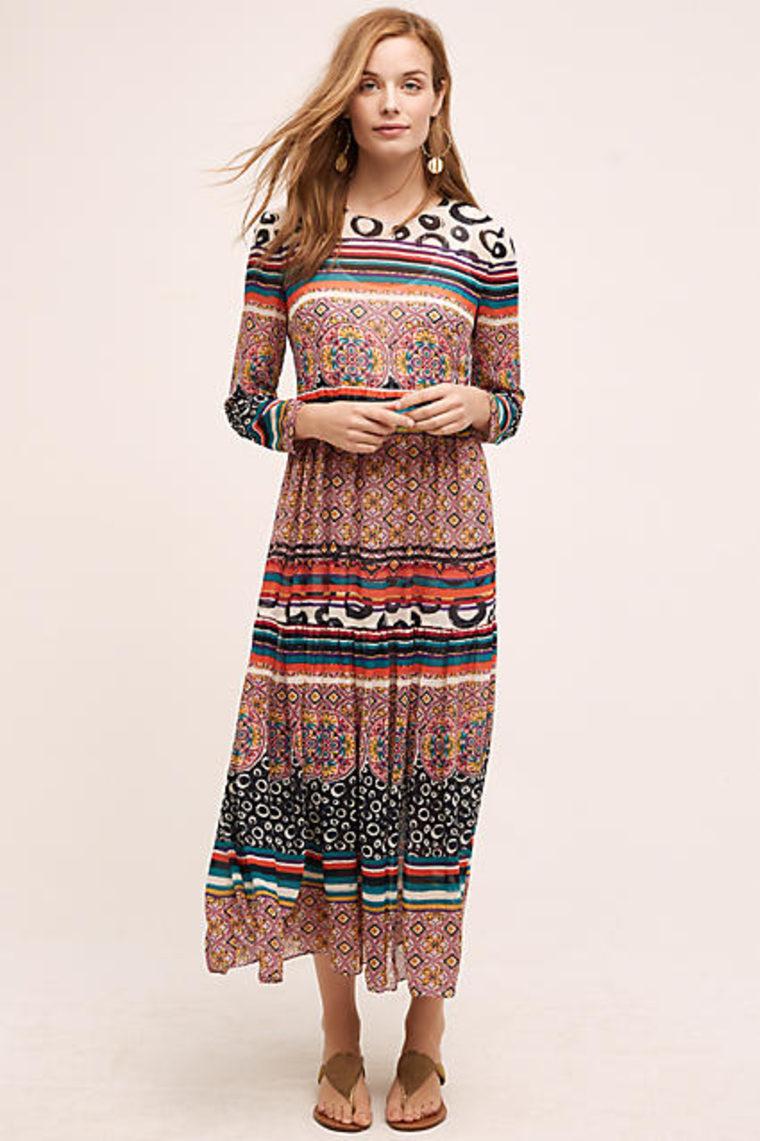 Sierra Maxi Dress by Donna Morgan