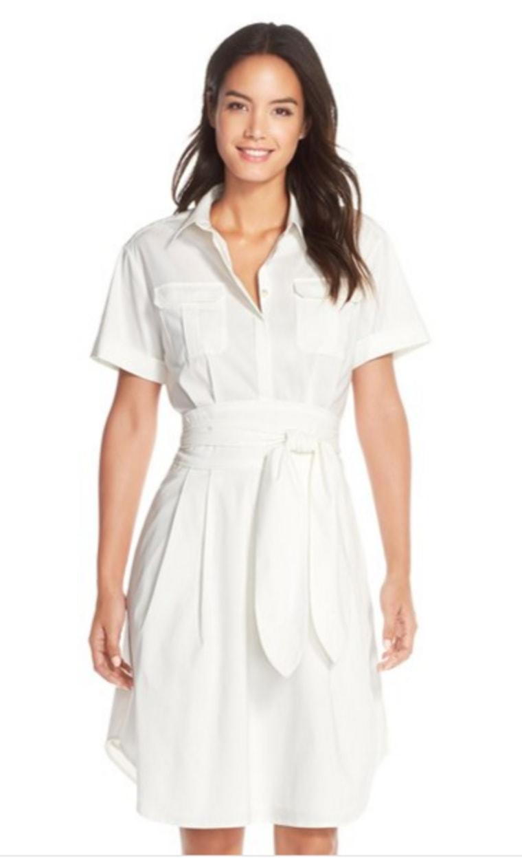 Cynthia Steffie shirt dress