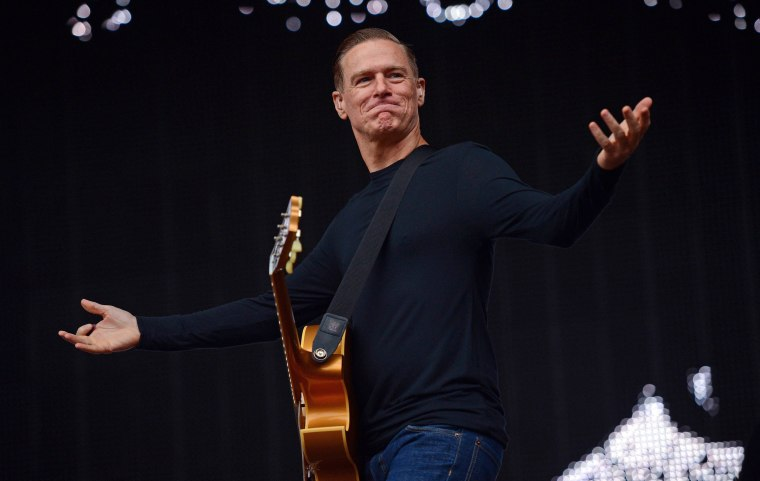 Image: Bryan Adams cancels show in USA over LGBT law