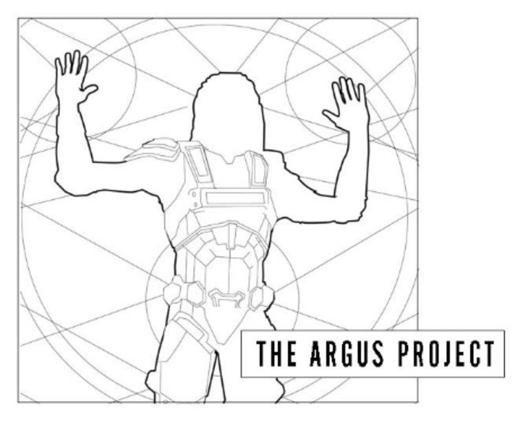 "Graphic of ""The Argus Project."""