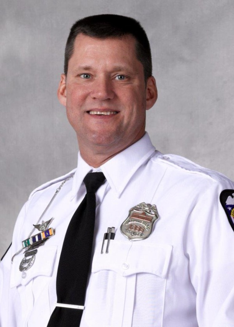 Columbus Police Officer Steven M. Smith passed away on April 12