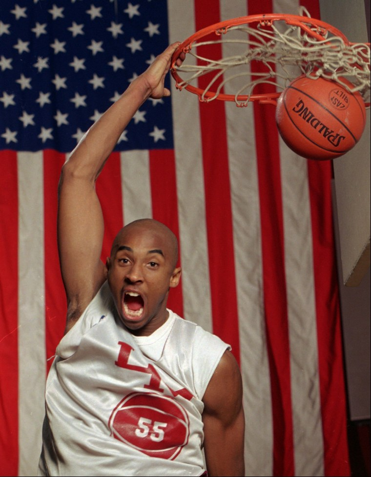 innovative design c587f 85284 Career Highlights: Kobe Bryant's 20 Years in the NBA