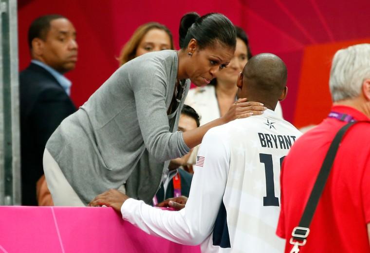 Image: Olympics Day 2 - Basketball